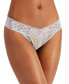 Lace Thong Underwear, Created for Macy's