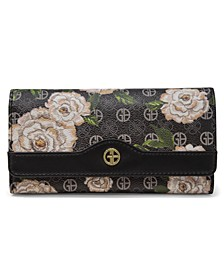 Floral Signature Receipt Wallet, Created for Macy's