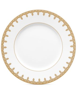 Lismore Lace Gold Dinner Plate