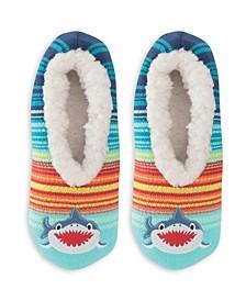 K. Bell Women's Shark Slippers