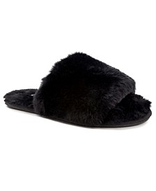 Women's Lilly Fuzzy Slipper