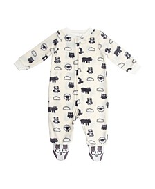 Boys Microfleece Footie