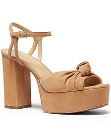 Suri Platform Dress Sandals