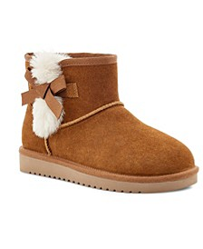 Women's Victoria Mini Booties