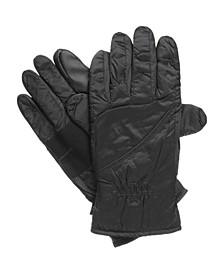 Isotoner Men's Packable Gloves