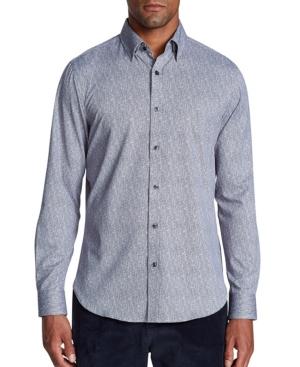Men's Slim-Fit Leaf Performance Shirt