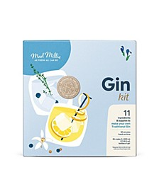 Make Your Own Handcrafted Gin 11pc Kit