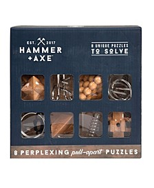Hammer Axe 8pc Mind Teasers Set
