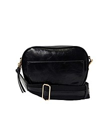 Eternal Love Vegan Leather Crossbody