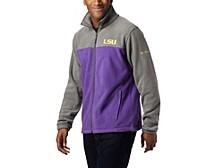 L.S.U. Men's Flanker Jacket III Fleece Full Zip Jacket