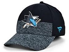 San Jose Sharks 2020 Locker Room Flex Cap