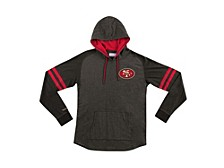 San Francisco 49ers Men's Lightweight Hoodie 2