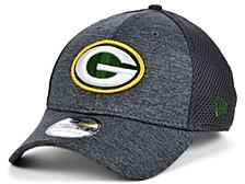 Green Bay Packers Graph Shadow Tech Neo 39THIRTY Cap