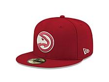 Atlanta Hawks Basic 59FIFTY Cap