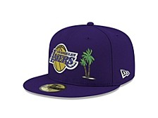 Los Angeles Lakers GCP Pack 59FIFTY Cap