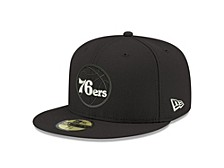 Philadelphia 76ers Elements B-Dub 59FIFTY Cap