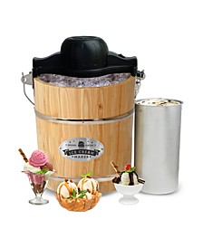 4-Qt. Old Fashioned Electric Ice Cream Maker