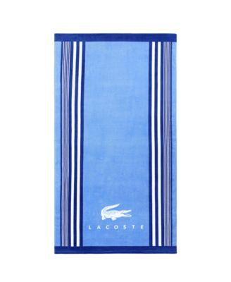 Oki Cotton Stripe Beach Towel