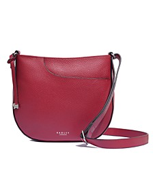 London Pockets Medium Zip Top Crossbody