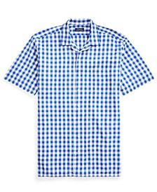 Men's Big & Tall Classic-Fit Gingham Shirt