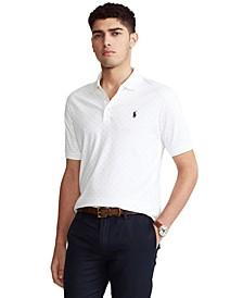 Men's Custom Slim Soft Cotton Polo Shirt
