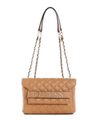 Illy Quilted Convertible Crossbody