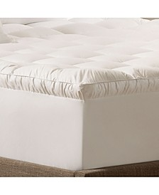 Down Illusion Pillowtop Mattress Toppers