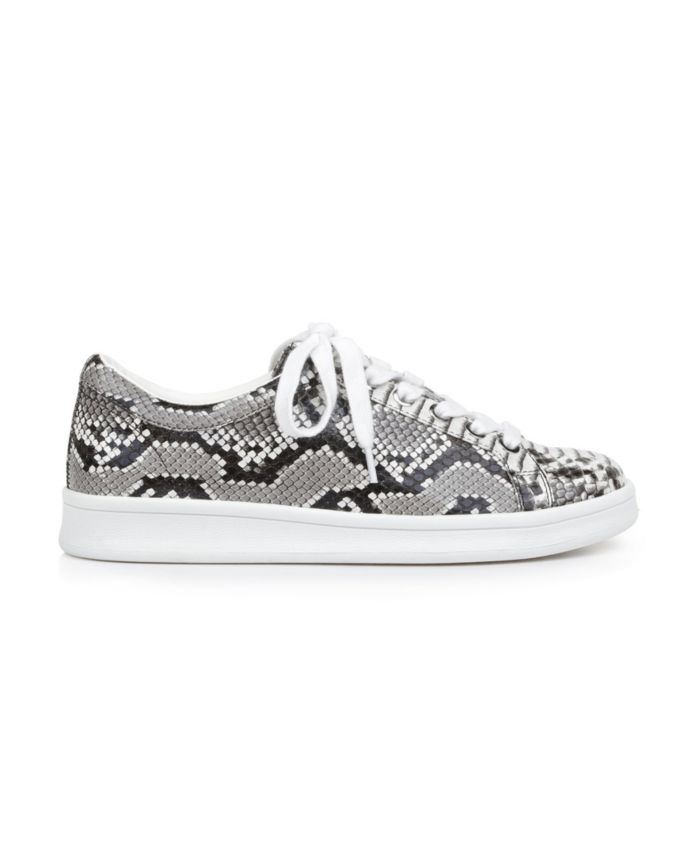 Rampage Women's Holly Lace Up Sneakers & Reviews - Athletic Shoes & Sneakers - Shoes - Macy's