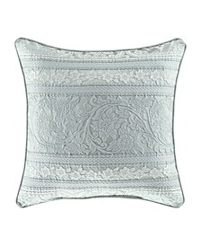 "Riverside Square Decorative Throw Pillow, 20"" x 20"""