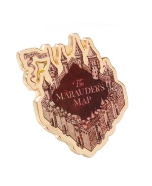 Marauder's Map Men's Lapel Pin