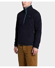 Men's Dunraven Sherpa 1/4 Zip Sweatshirt