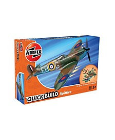 Super marine Spitfire Airplane Brick Building Plastic Model Kit - J6000