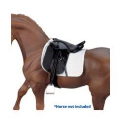 Breyer Traditional Stoneleigh Ii Horse Saddle Toy