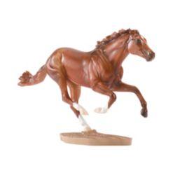 Breyer Traditional Series Secretariat Horse with Base Model Horse Figure