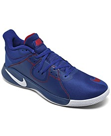 Men's Fly.By Mid Basketball Sneakers from Finish Line