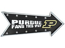 Purdue Boilermakers Arrow Marquee Sign