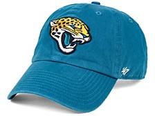 Jacksonville Jaguars Clean Up Cap