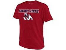 Men's Fresno State Bulldogs Midsize T-Shirt