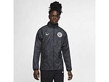 Club America Soccer Club Team Woven Lightweight Jacket