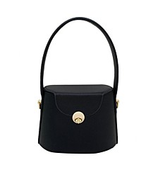 Mod Structured Handbag