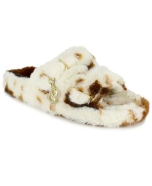 Fanny Women's Faux Fur Slide Sandals Women's Shoes