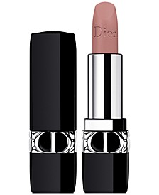 Rouge Dior Velvet Lipstick, First at Macy's