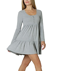 Juniors' Babydoll Dress