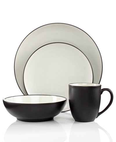 Noritake Colorwave Coupe 4-Piece Place Setting - Dinnerware - Dining ...