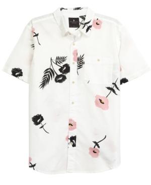 Men's Sasha Short Sleeve Floral Shirt