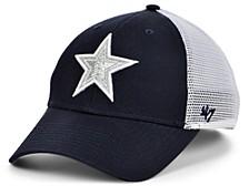 Dallas Cowboys Women's Glitta Trucker Cap