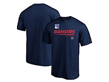 New York Rangers Men's Locker Room Prime T-Shirt