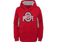 Ohio State Buckeyes Men's Team Pride Performance Hooded Sweatshirt