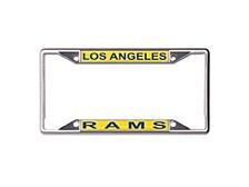 Los Angeles Rams Laser Frame