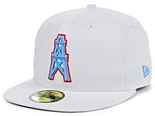 Houston Oilers Team Basic 59FIFTY Cap